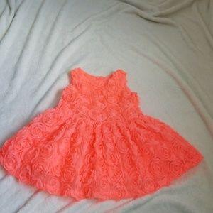 Neon Cherokee dress